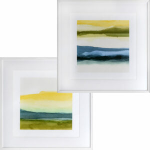 Set de 2 Quadros Abstratos B